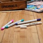 1/5/10 Pcs Cross Stitch Water Erasable Textile Ink Marker Pens Grommet DIY Tool