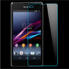 Tempered Glass Film Screen with Clean Cloth For Sony Xperia Z1 Z3 Mini Compact