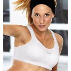 NEW Shock Absorber Sports Bra Level 4 B4490 in White Various Sizes