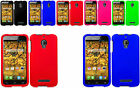 Solid Hard Case Cover For T-MOBILE ALCATEL ONE TOUCH FIERCE D386 Phone