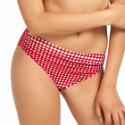 NEW Fantasie Swim Denver Adjustable Leg Bikini Short 5926 Rouge VARIOUS SIZES