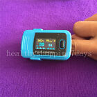 OLED Screen Finger Pulse Oximeter and Blood Oxygen Heart Rate Monitor(SpO2&PR)