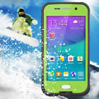 Premium Waterproof Shockproof Heavy Duty Case Cover For Samsung Galaxy S6 BO
