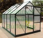 SPECIAL OFFERS - 6x8 GREENHOUSE PACKAGE DEALS - NOW WITH CLIP FREE GLAZING!