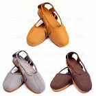 Zen Buddhist Meditation Temple Clergy Monk Kungfu Cloth Shoes Arhat Footwear