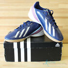 Adidas F10 Junior Indoor Football Trainers Boys Shoes Size UK3 4.5 US3.5 EU35.5