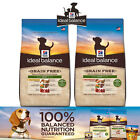 Hills Ideal Balance Adult Dog Food Grain Free Dry 100% Nutrition 11 lb Pet Meals