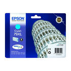 EPSON 79XL TOWER OF PISA SERIES HIGH CAPACITY CYAN INK CARTRIDGE C13T79024010