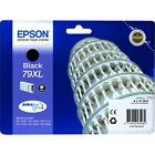 EPSON 79XL TOWER OF PISA SERIES HIGH CAPACITY BLACK INK CARTRIDGE C13T79014010