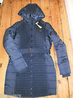 Feraud Coat Jacket Quilted Womens Size 12 - 14  New Authentic RRP£200