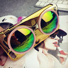 New Stylish Sunglasses Mirror Design Fitted Gold Phone Case For Iphone 6 6 Plus