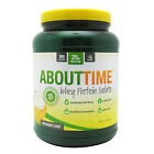 SDC About Time 100% All Natural Whey Protein Isolate 2 lbs Pick Flavor