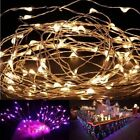 2M String Fairy Light 20 LED Battery Operated Xmas Lights Party Wedding Gift