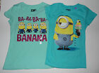Despicable Me  Girls   T-Shirt Size- 7-8 , 10-12, 14 or 16 NWT