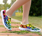 Women Smart Ultra-light Running Shoes Sports Shoes Hiking Breathable Sneaker