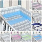 NEW NURSERY COT BUMPER  / FIT TO COT 120x60 cm