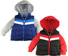 IXtreme Little Boys' Hoodie Vestie Puffer Hooded Jacket