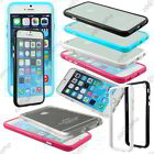 "Housse Coque Etui Bumper Contour Protection Apple iPhone 6S Plus 5,5"" +Film"