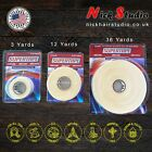 SUPERTAPE 3YARDS - STICKY TAPE FOR WIGS/TOUPEES SUPER TAPE FAST DISPATCH FROM UK