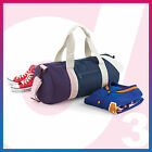 BagBase Varsity Barrel Duffle Bag Gym Holdall Sports Swimming Overnight 20 Litre