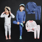 "NWT Vaenait Baby Toddler Kids Girls Boys Clothes Pajama Set ""Painting"" 12M-7T"
