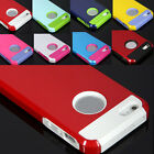 Hybrid Shockproof Hard Rugged Heavy Duty Cover Case For iPhone 5/5S 6/6 Plus Hot