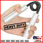 Metal Heavy Strength Exercise Gripper Hand Grippers Grip Forearm Wrist Grips lbs