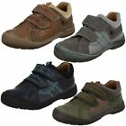 Boys Startrite Casual Velcro Shoes Naples