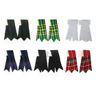 Tartanista Boys Royal Stewart Black Watch Irish Purple Red Kilt Sock Flashes