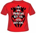 jay z 99 problems - Men's Shirt Star Wars Jay Z: 99 Problems But The Sith Ain't One Darth Maul