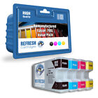 REMANUFACTURED (NON GENUINE) 4 COLOUR XL INK CARTRIDGE MULTI PACK FOR EPSON 79XL