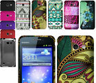 Polycarbonate Snap-on Hard Case Cover For AT&T Huawei Tribute Fusion 3 Y536A1