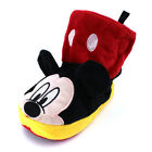Mickey Mouse Kids Boot Slippers MMF236 S M L 3/4 5/6 7/8