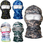 Outdoor Multicolor Printed Windproof Ski Cycling Balaclava Full Face Mask US