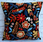 "ikea Nordic Flowers Cushion Cover 12'' 14"" 16"" 18"" 20"" 22"" 24"" 26'' 28'' 30"""