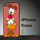Best Iphone 5C Friend Case For Iphone 5s And Iphone 6s - Garfield and Friends Anime Cartoon Cover iPhone 4s Review