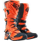 New 2019 Fox Racing Youth Junior Comp 5 Orange KTM Motocross Boots Quad Pitbike