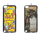 Alice in Wonderland Party Clear Protector Case Cover For ipod Touch 5 5th