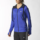 Adidas Prime HD  Ladies Zip Ladies Hoodie Training Top Running Sports Jacket