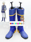 Snow White with the Red Hair cosplay Zen Wistalia Long Fashion Shoes/Boots