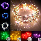 2/3M Copper Starry Wire String Fairy Party XMAS Bar LED Light Wedding Decoration