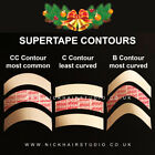 Super Sticky Tape Supertape - Super tape Strips  - Unisex , Wig, Toupee from UK