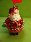 Christopher Radko Holiday Elegance Glass Blown Ornament