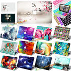"3D Paint Prints Hard Case keyboard Cover For Macbook Air 11"" Pro 13""15 Retina 12"