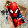Spiderman Superhero Back Phone Case Cover For iPhone 4/4s 5/5s 5c 6/6s 7 8 Plus