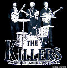 T-Shirt  Band  The Killers  Fun  Biker  Tee   NEU