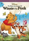 The Many Adventures of Winnie the Pooh Children's Animated Cartoon DVD