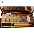 9 Colors Shimmer Eyeshadow Eye Shadow Palette & Makeup Cosmetic Brush Set on Rummage
