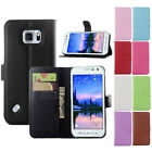 Luxury PU Leather Card Wallet Stand Flip Case For Samsung Galaxy S6 Active G890