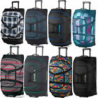Dakine Wheeled Duffle 90 Litre Trolley Luggage roller Travel Bag Suitcase NEW